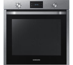 SAMSUNG NV75K3340RS Electric Oven - Stainless Steel