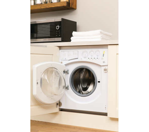 buy hotpoint bhwd1491 integrated washer dryer free. Black Bedroom Furniture Sets. Home Design Ideas