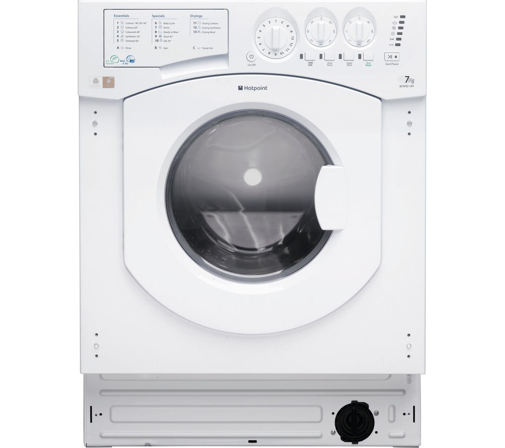 Buy Cheap Hotpoint Digital Washing Machine Compare