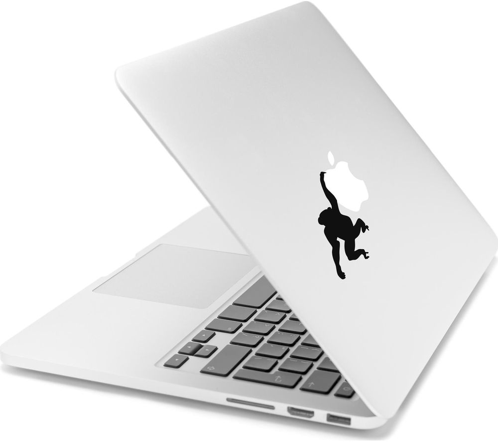"CASEIT CSMA13DLMON 13"" MacBook Decal - Hanging Monkey"