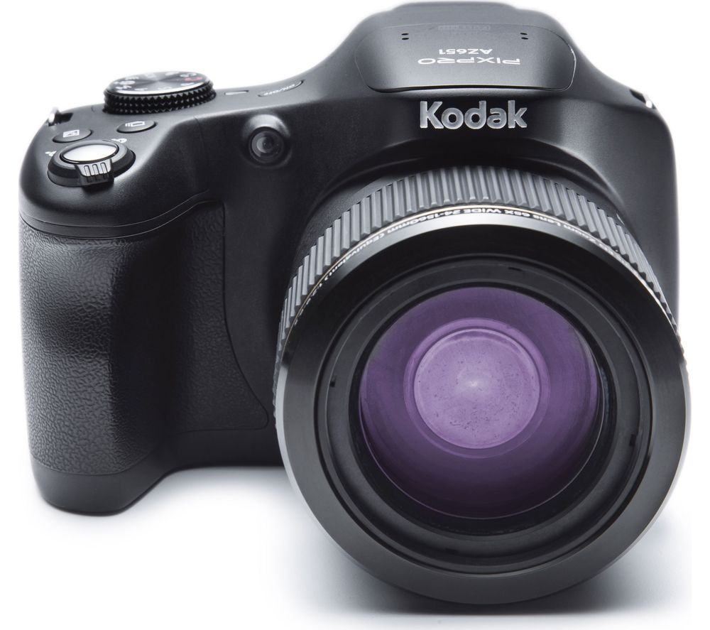 Buy KODAK PIXPRO AZ651-BK Bridge Camera