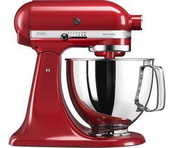 KITCHENAID Artisan 5KSM125BER Stand Mixer - Empire Red