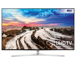 "SAMSUNG 55MU8000 55"" Smart 4k Ultra HD HDR LED TV"
