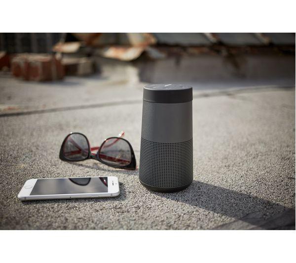 Buy Bose Soundlink Revolve Portable Bluetooth Wireless