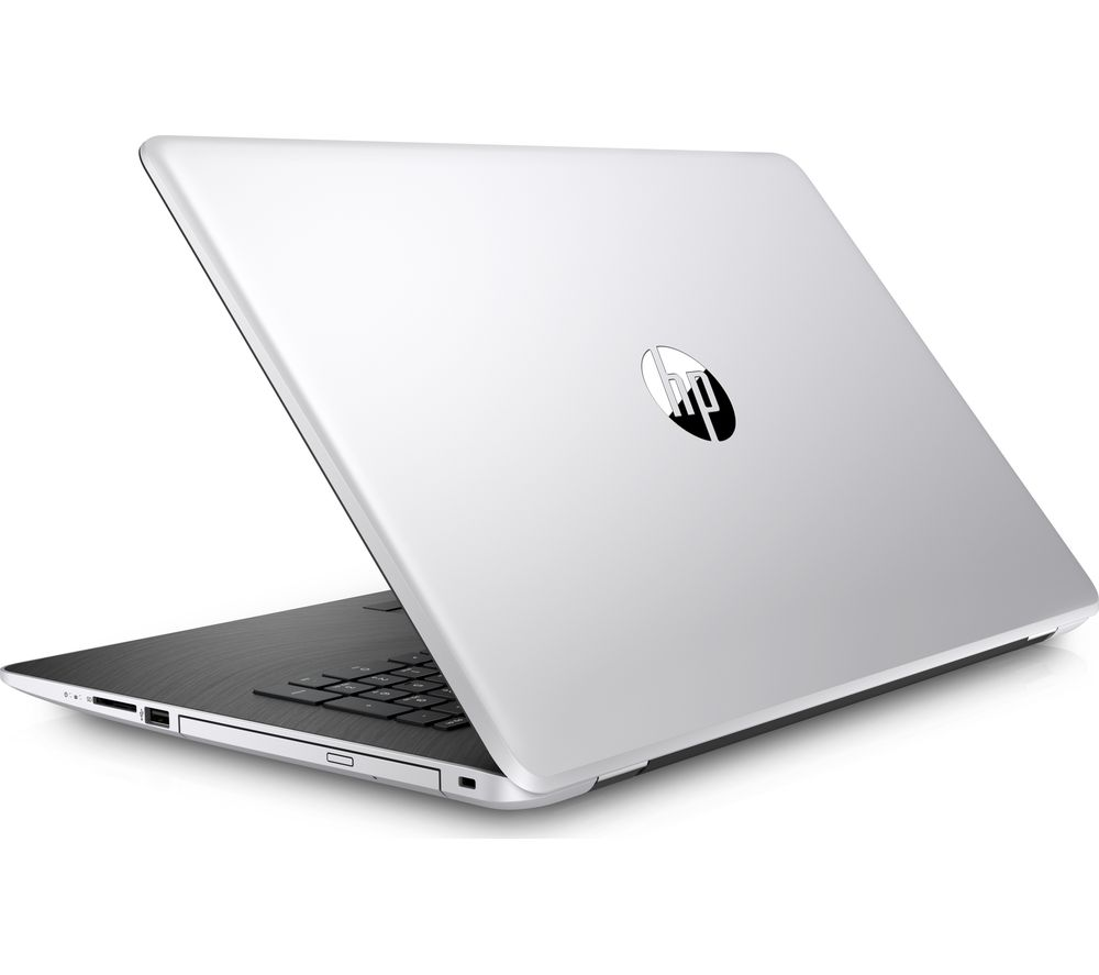 """HP 17-bs053na 17.3"""" Laptop - Silver"""