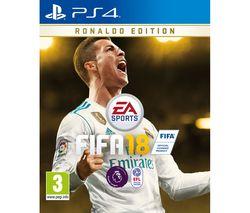 SONY FIFA 18 Ronaldo Edition