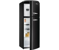 GORENJE RF60309OBK 70/30 Fridge Freezer - Black