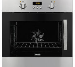 ZANUSSI ZOA35525XK Electric Oven - Stainless Steel