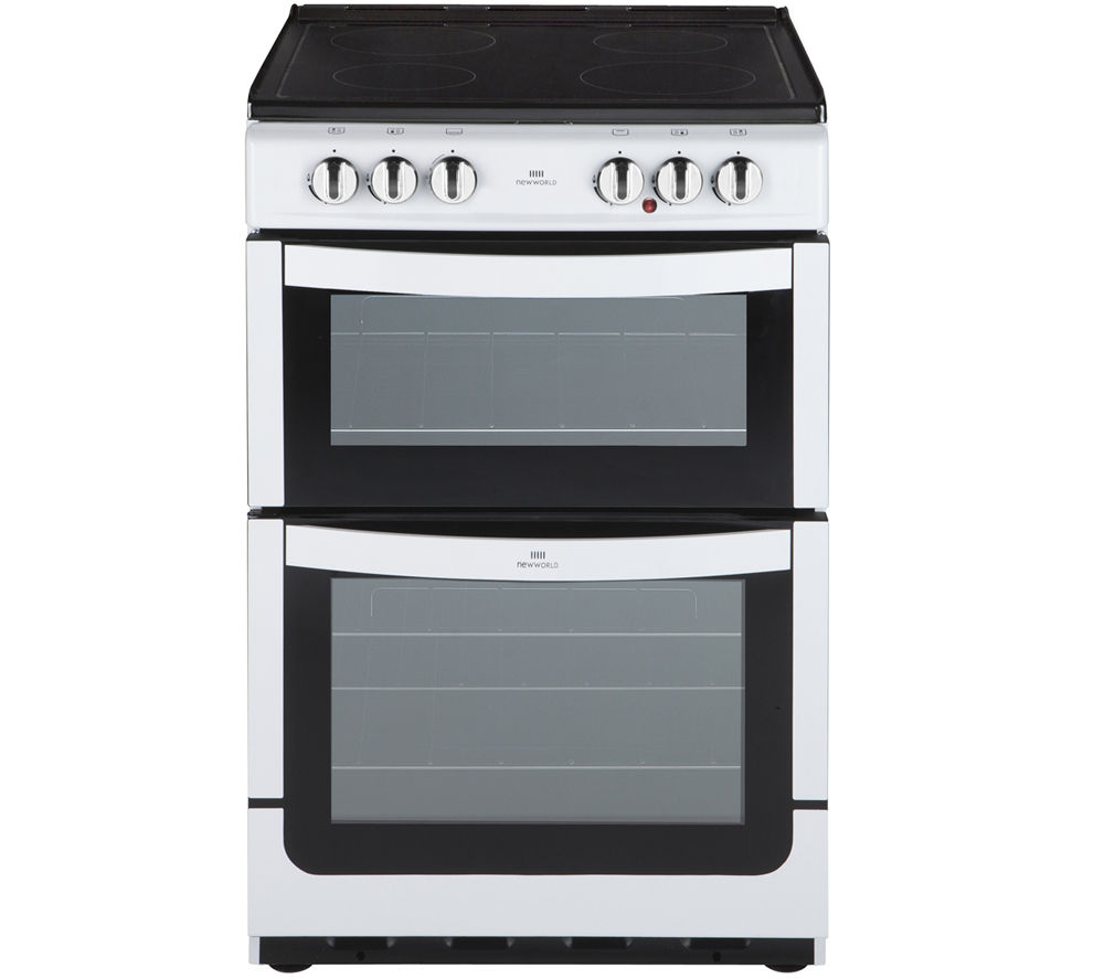 NEW WORLD NW551ETC Electric Cooker - White