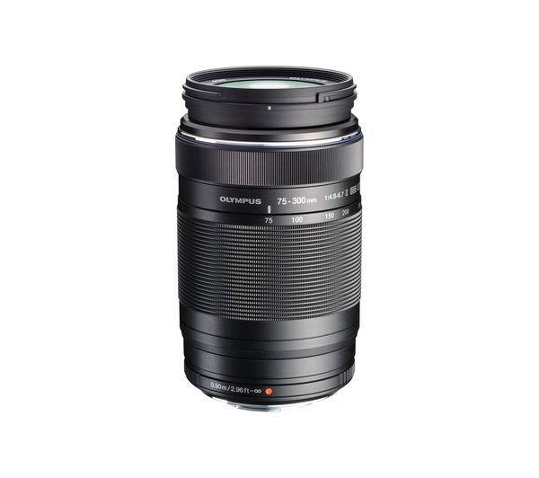 Image of OLYMPUS M.ZUIKO DIGITAL ED 75-300 mm f/4.8-6.7 II Telephoto Zoom Lens