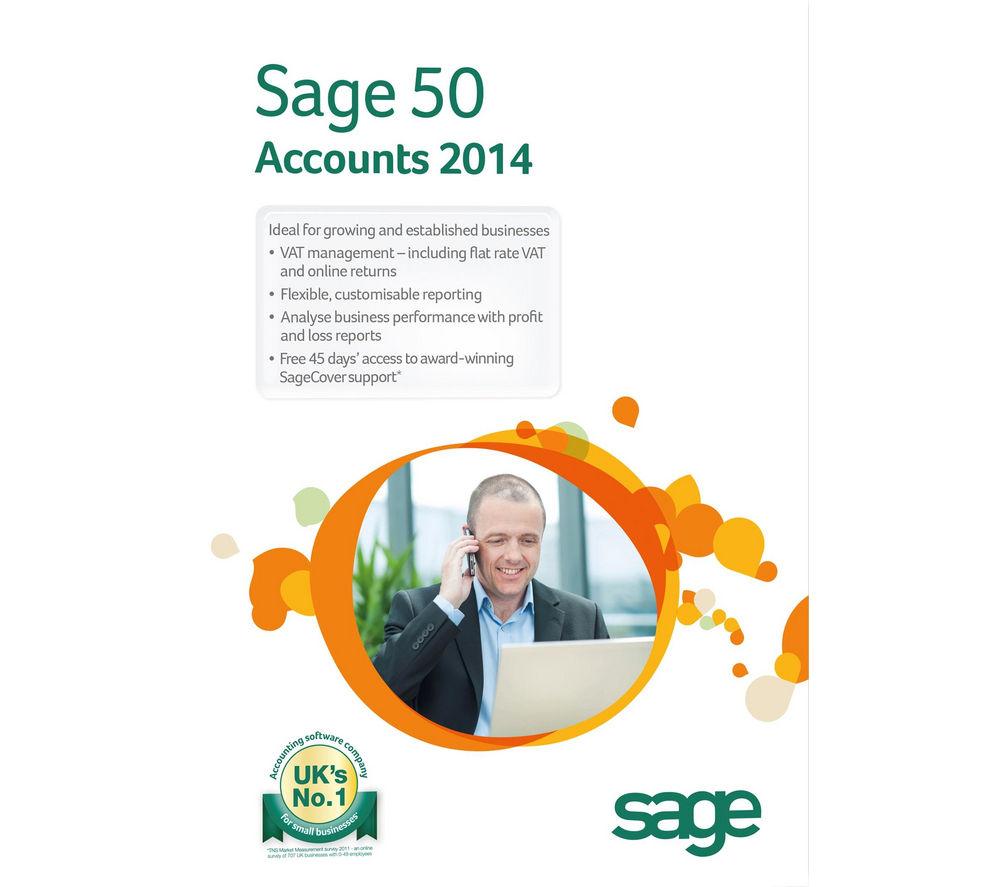 SAGE 50 Accounts Plus 2014