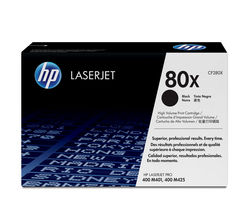 HP LaserJet 80X Black Toner Cartridge