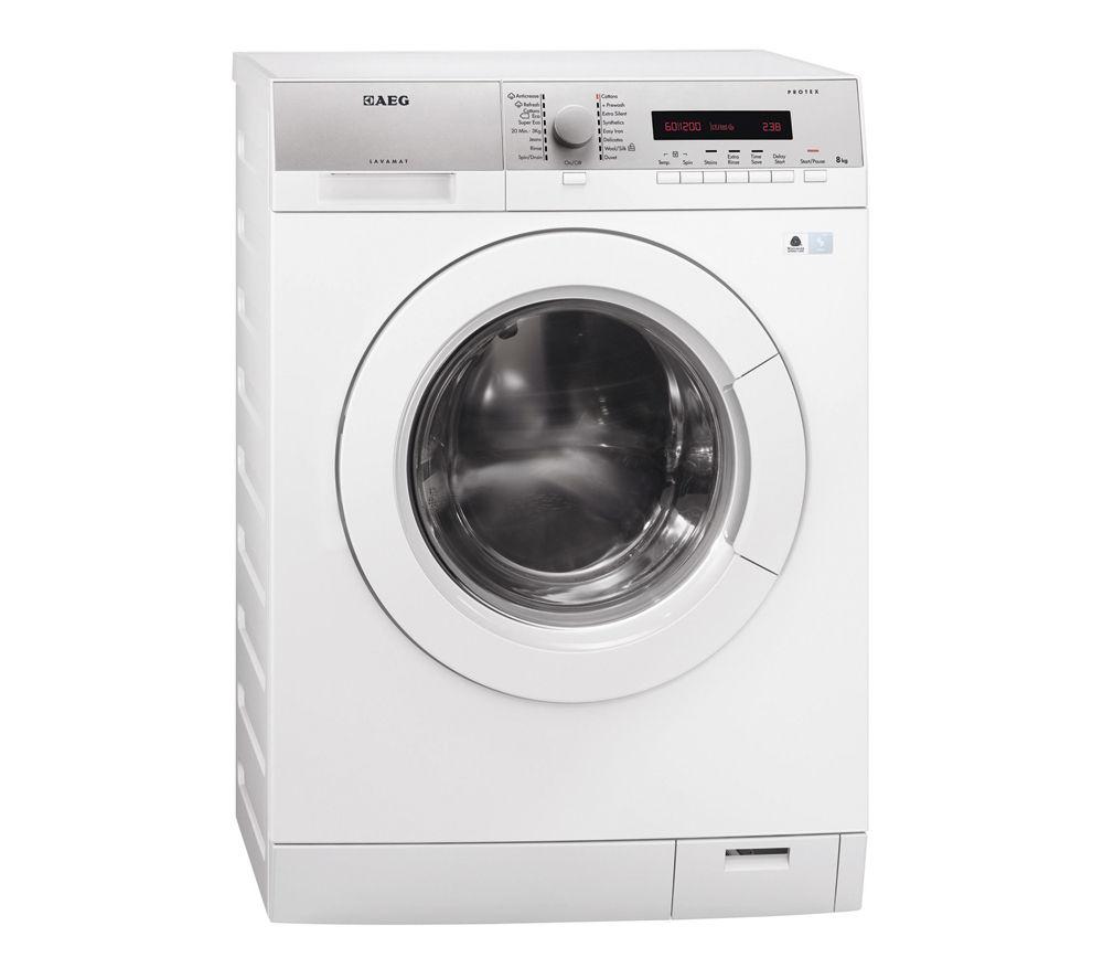 AEG L76285FL Washing Machine - White