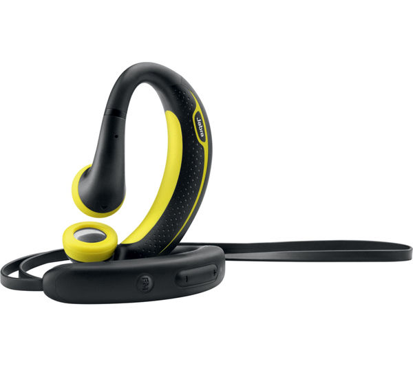 JABRA Sports Wireless Bluetooth Headphones – Black & Yellow