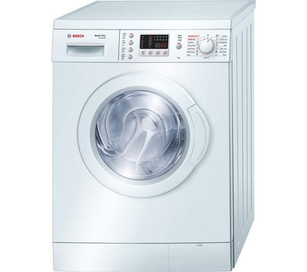 Bosch Avantixx WVD24460GB 1200 Spin 5+2.5Kg  Washer Dryer in White