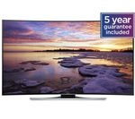 Samsung HU8200 Smart 3D 4K Ultra HD LED TV