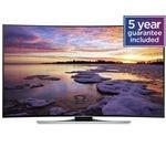 Samsung HU8200 Smart 3D 4K Ultra HD LED TV