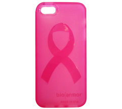 BIO ARMOR Antibacterial iPhone 5/5s Case - Pink