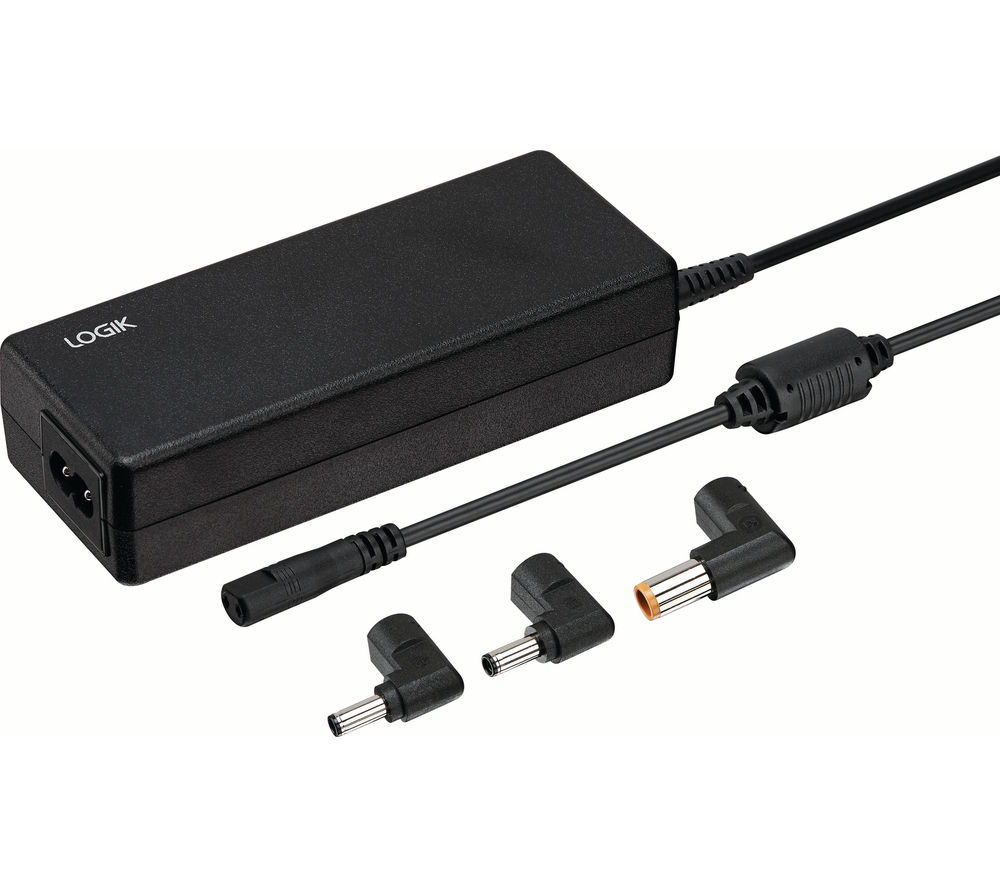 Image of Logik LPDELL15 Laptop Charger - 3 m