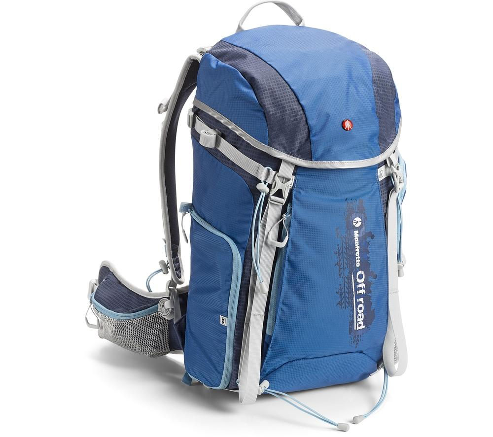 MANFROTTO Off Road Hiker DSLR Camera Backpack - Blue
