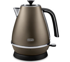 DELONGHI Distinta KBI3001.BZ Jug Kettle – Bronze
