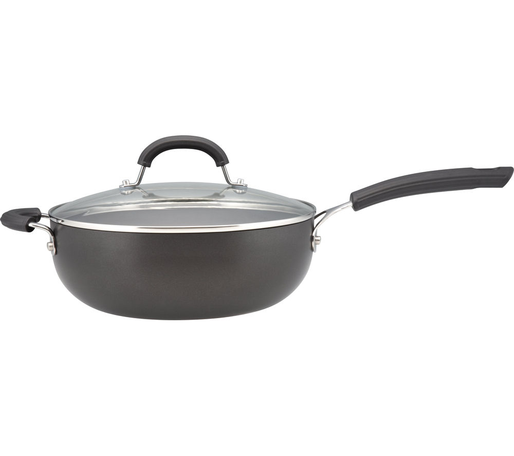 CIRCULON Origins 26 cm Non-stick Chefs Pan - Black