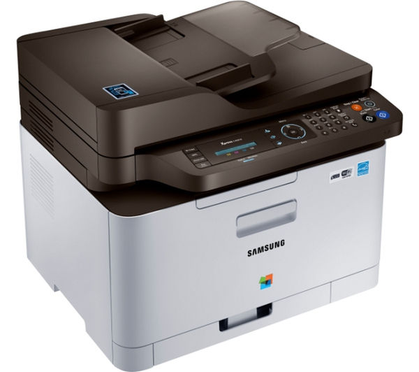 samsung xpress c480fw all in one wireless laser printer with fax deals pc world. Black Bedroom Furniture Sets. Home Design Ideas