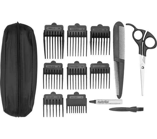 Image of BABYLISS For Men Powerlight Pro 7498CU Hair Clipper