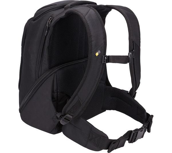Image of CASE LOGIC Luminosity Split DSLR Backpack - Black