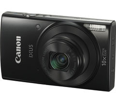 CANON IXUS 180 Compact Camera - Black
