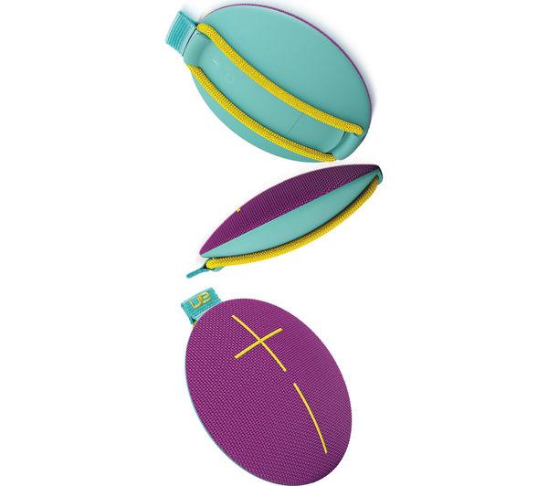 Image of ULTIMATE EARS UE Roll 2 Portable Wireless Speaker - Purple