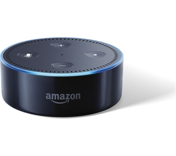 Image of AMAZON Echo Dot - Black