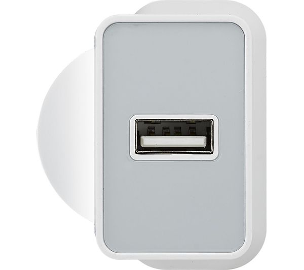 Dotfes USB - Lightning A01 2.5A 1m Blue 14609