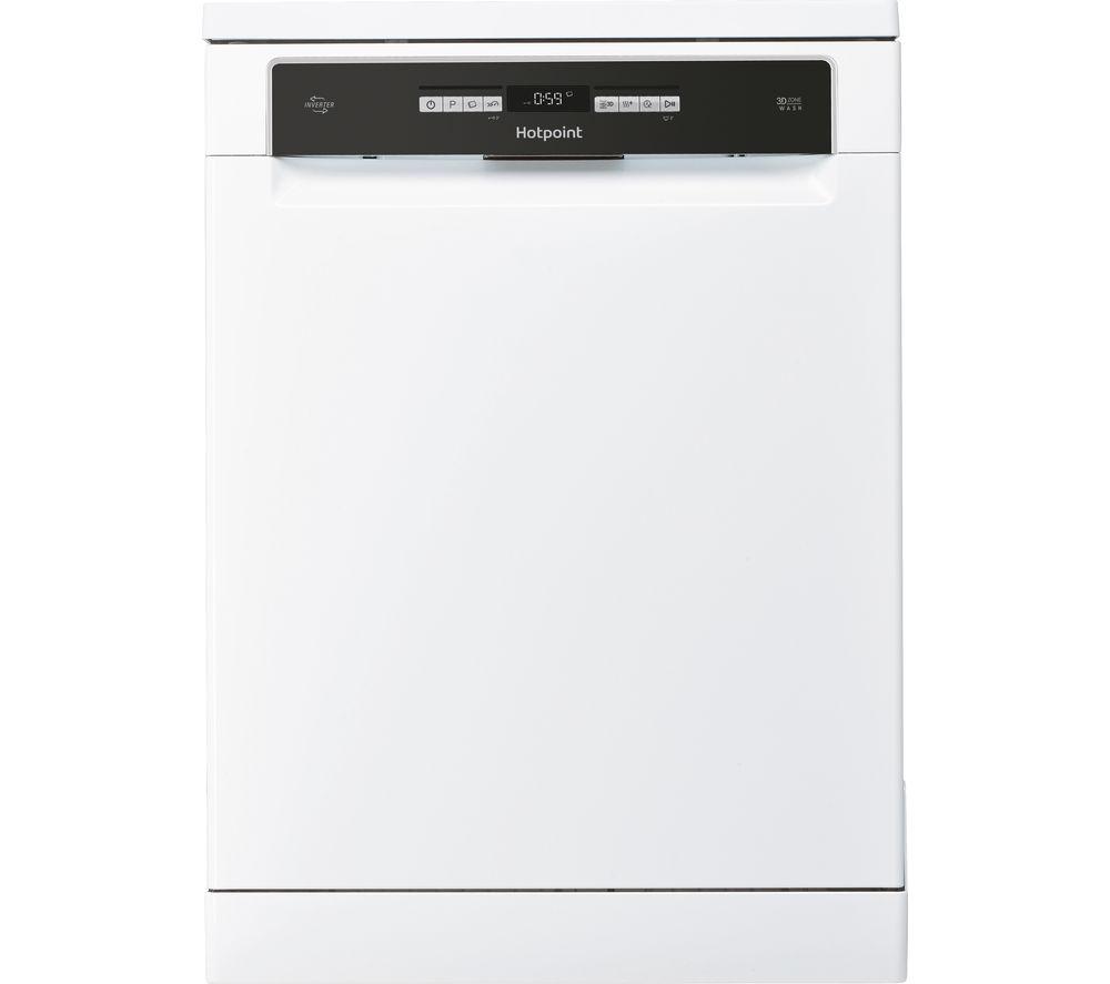 Uncategorized Currys Kitchen Appliances Uk buy hotpoint hdfo 3c24 w c uk full size dishwasher white free white