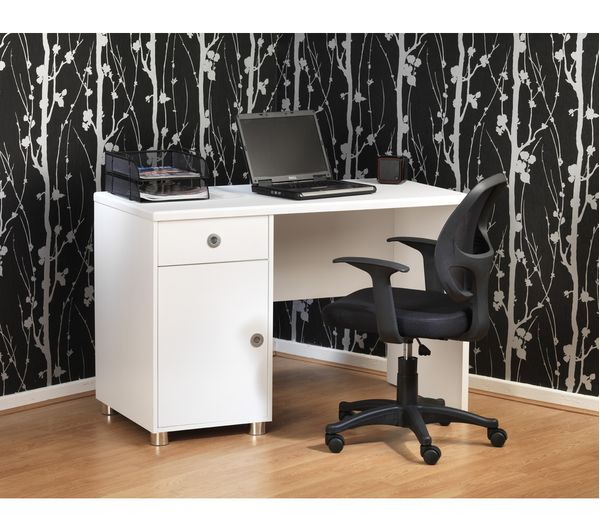 Buy Alphason Davis Mesh Operator Chair Black Free Delivery Currys