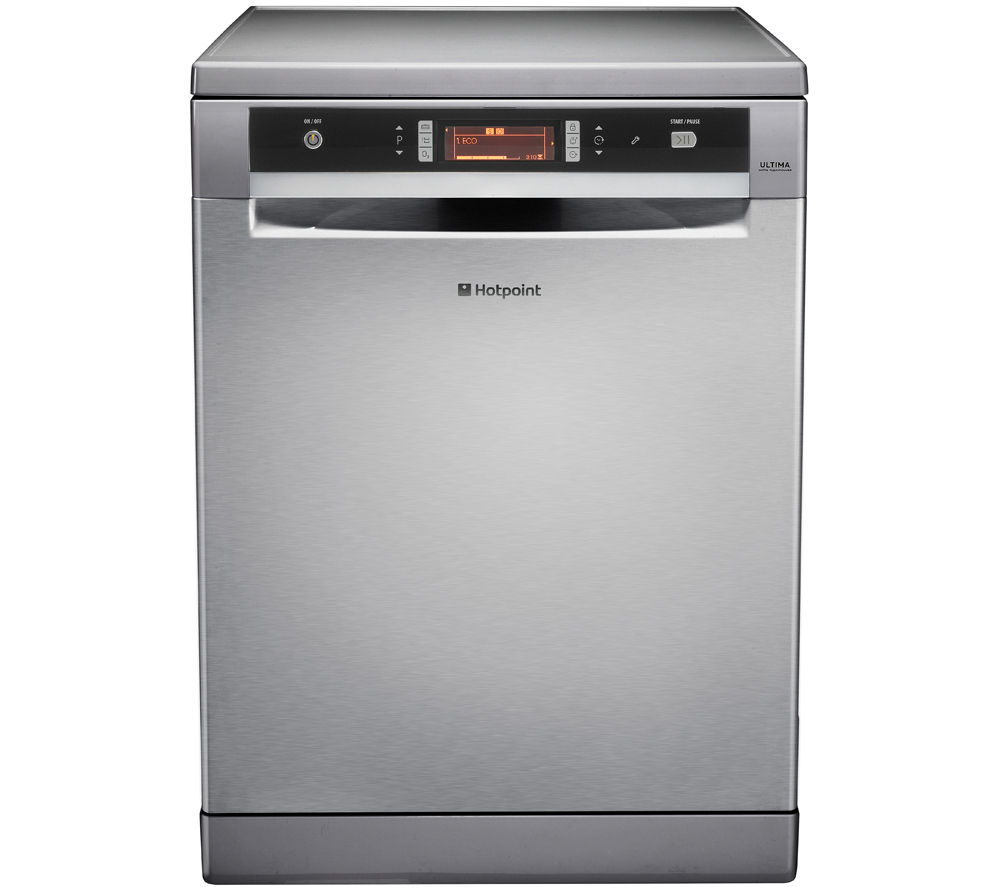 HOTPOINT Ultima FDUD 51110X Full-size Dishwasher - Stainless Steel