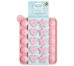 SWEETLY DOES IT 4-Shape Cake Pop Mould - Pink
