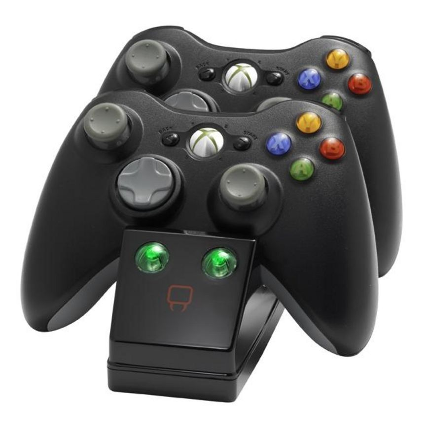 VENOM VS2891 Twin Docking Station - for Xbox 360