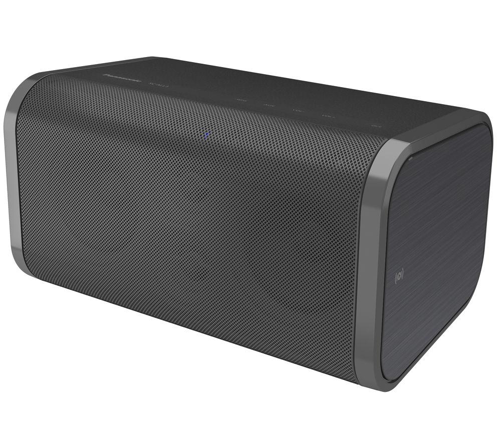 Buy Panasonic All3 Wireless Multiroom Speaker Black