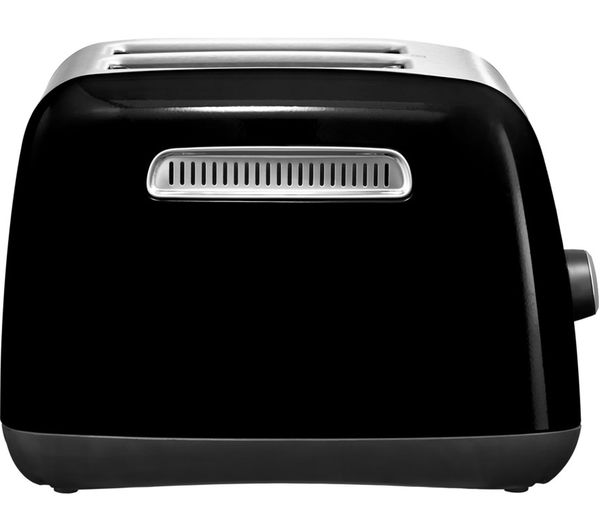Black Kitchenaid Toaster: Buy KITCHENAID 5KMT221BOB 2-Slice Toaster - Black