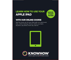 KNOWHOW eLearning - Apple iPad