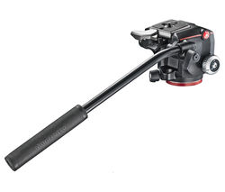 MANFROTTO MHXPRO-2W XPRO Fluid 2 Way Tripod Head - Black
