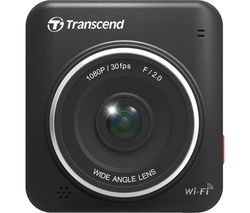 TRANSCEND DrivePro 200 Dash Cam - Black