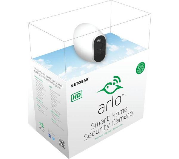 NETGEAR Arlo VMS3130 Smart Home Security Camera Kit Deals | PC World