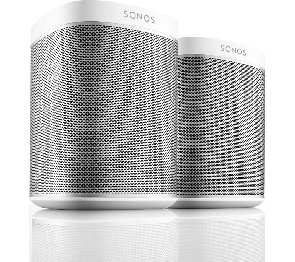 Free delivery and returns on eligible orders. Buy SONOS PLAY:1 Smart Wireless Speaker, Black at Amazon UK.
