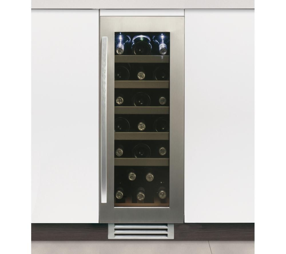 buy cheap integrated wine cooler compare fridges prices. Black Bedroom Furniture Sets. Home Design Ideas