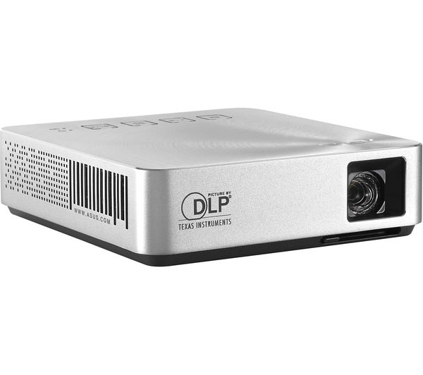 Asus s1 short throw portable projector deals pc world for Pocket projector deals
