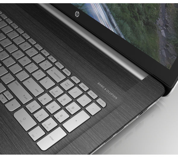 "Image of HP ENVY 17-n152na 17.3"" Laptop - Silver"