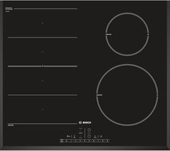 BOSCH PIN651F17E Electric Induction Hob - Black