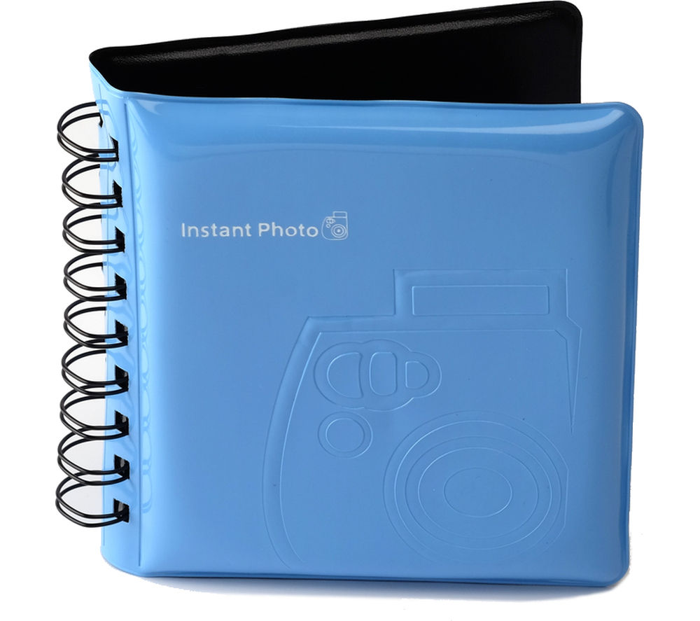 FUJIFILM Instax Photo Album - Blue